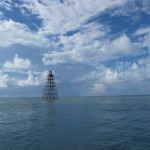 Sand Key Lighthouse has been around since 1853!  Check out this link:  http://www.lighthousefriends.com/light.asp?ID=699