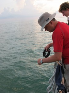 """Here is a handline we use for fishing.  We call them """"yoyo's""""."""