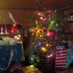 Christmas aboard the Schooner Conch Pearl