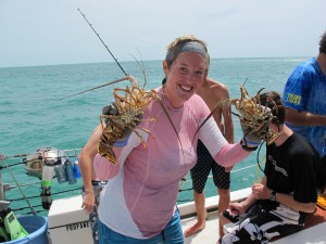 Lobster fear me!